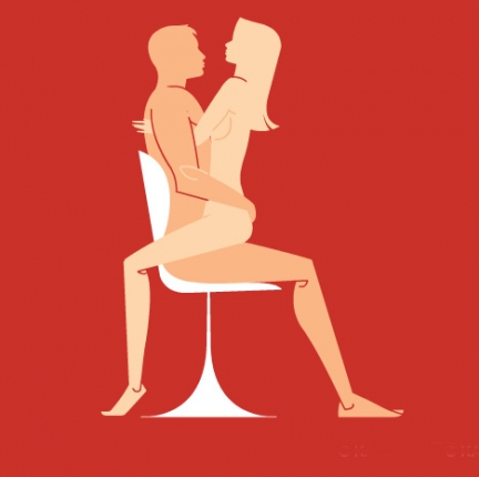 Cadeira safada