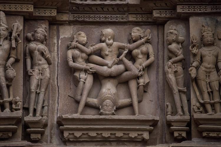 – Kamasutra e Tantra: Sexo com visões distintas