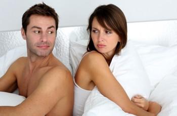 – Quatro problemas que podem acabar com a diversão na cama