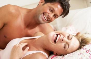 – Homens engraçados provocam mais orgasmos, diz pesquisa